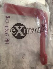 Exmark Small UV Belt Cover Bracket 116-0161-01