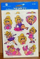 Vintage Miss Piggy Stickers America Greetings Sealed