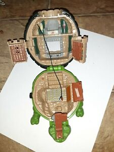 Teenage Mutant Ninja Turtles Raphael Mini Playset 1994 Micro Polly Pocket TMNT