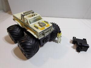 Vintage Schaper Stomper Bully Wild Bill Monster Truck Works 1985 Big 4x4: Parts