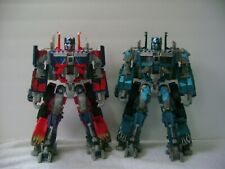 Hasbro 2007 Transformers Movie Leader Class Optimus Prime lot loose Autobot