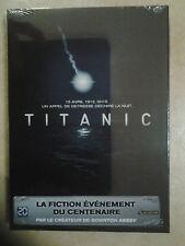 28428 // TITANIC LA MINI SERIE COFFRET 2 DVD NEUF SOUS BLISTER