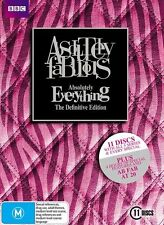 Absolutely Fabulous Absolutely Everything Definitive Edition box DVD NEW Region4