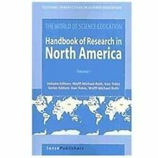 NEW - The World of Science Education: Handbook of Research in North America