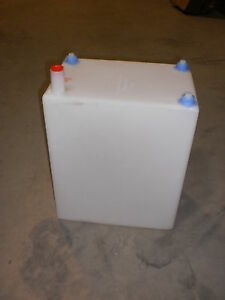 10 gallon RV Fresh water tank Camper Horse Trailer Concession replacement