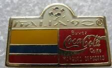 Pin's ITALIA 90 buvez Coca Cola  Coke #350
