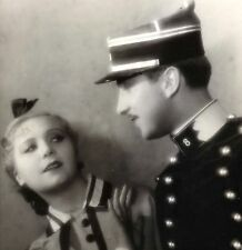 """JANIE MARESE & JEAN ROUSELLIERE in """"Mam' Zelle Nitouche"""" Original D-WEIGHT 1931"""