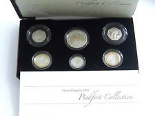 2006 UK Piedfort Collection proof set, FDC.