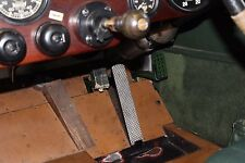 WO Bentley Le Mans Team Car Racing Throttle Pedal Blower Bentley VSCC