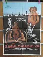1894       EL MARAVILLOSO MUNDO DEL SEXO SUSANA ESTRADA VERONICA MIRIEL