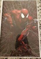 Spider-Man #1 Facsimile Clayton Crain GOLD Virgin Variant Set LTD 800