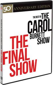 The Best ofTthe Carol Burnett Show: The Final Show [New DVD]