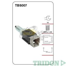 TRIDON STOP LIGHT SWITCH FOR Holden Gemini 05/85-06/87 1.5L(4XC1)SOHC 8V(Petrol)