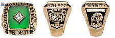 1989 NCAA (National Championship Original 10k Gold Ring) PSA DNA Authentic