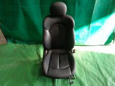 MERCEDES CLK 200 W209 DRIVERS OFF SIDE FRONT SEAT LEATHER