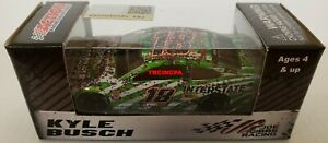 Kyle Busch 2019 Lionel #18 Interstate Batteries Fontana Raced Winner 1/64 FREE
