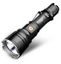 New Klarus XT12GT USB charge Cree XPH35 HI D4 1600 Lumens LED Flashlight Torch