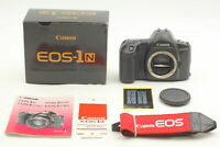 【Almost Unused Boxed】CANON EOS-1N EOS1N 35mm SLR Film Camera w/ Strap from JAPAN