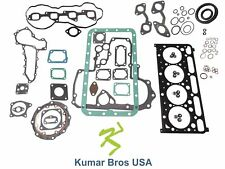 "New Kumar Bros USA Full Gasket Set for BOBCAT S130 ""KUBOTA V2403-M-DI"""