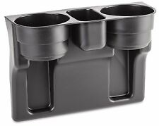 Seat Wedge Cup Holder for Car - 2 Beverage Drink Holder Insert Fits in Gap Be...