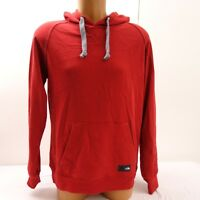 The North Face Mens Pompeian Red FlashDry Wicker Pullover Hoodie Sz M
