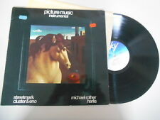 LP VA Picture Music Instrumental (7 Song) SKY REC Cluster Eno Michael Rother