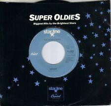 THE BEACH BOYS  Wendy / Little Honda 45 on BLUE Starline label