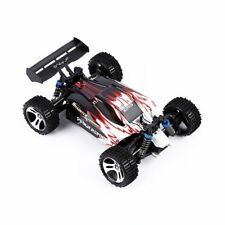 WLtoys A959 Vortex 1:18 Scale 2.4G 4WD Electric RTR Buggy RC Car Off-Road 50km.