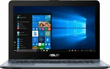 New Asus X441BA-CBA6A 14'' HD Laptop AMD A6-9225 4GB 500GB Radeon R4 Silver