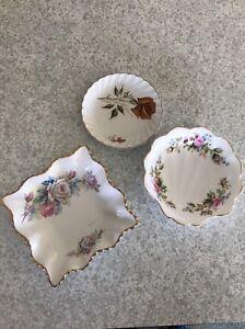 Vintage China Porcelain Royal Albert - Royal Wessex - Old Folley