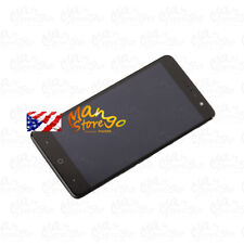 USA For ZTE Grand X 4 Z956 LCD Display Touch Screen Digitizer Frame Replacement