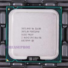 Intel Pentium Dual-Core e6600 slgug CPU Processor 1066 MHz 3.06 Ghz LGA 775