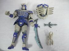 MYSTIC KNIGHTS TIR NA NOG LORD ICE 1998 BANDAI FIGURE WITH ACCESSORIES WEAPONS
