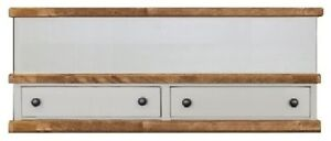 Painted Rustic Blanket Box. Plank Bedroom Furniture. Any Size Made.