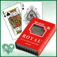 Playing Cards Plastic Decks Card Games Deck Poker Waterproof