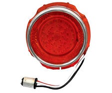 1965 Chevrolet Impala L.E.D. Tail Lamp Light 40 LED Lights (Red Lens)-CTL6501LED