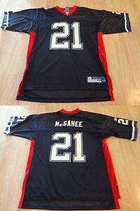 Men's Buffalo Bills Willis McGahee XL Reebok NFL Equipment Jersey
