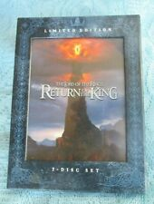 The Lord of the Rings: The Return of the King (Dvd, 2006, 2-Disc Set,.