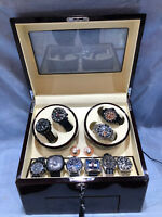 Replacement watch winder 3V 8rpm motor fits many cases repair motor Free Ship