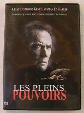 DVD LES PLEINS POUVOIRS - Clint EASTWODD / Gene HACKMAN / Ed HARRIS