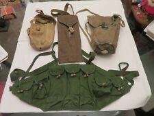 1 - Carbine Ammo Pouch SKS Chest Rig + 2 - Shoulder Bags + 1 - Hip Bag