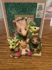 Whimsical World Of Pocket Dragons The Merry Band