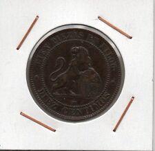 Gobierno Provisional : 10 Céntimos 1870 OM Barcelona EBC+ ( gran ejemplar )
