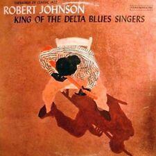 ROBERT JOHNSON KING OF THE DELTA BLUES SINGERS VOL1 LP VINYL 33RPM NEW