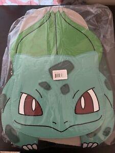 Loungefly Pokemon Bulbasaur Faux Leather Mini Backpack