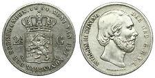 Netherlands - 2½ Gulden 1854 - Willem III