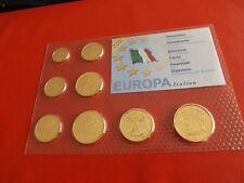 * Italien Euro KMS  mit Gold Veredelt * (2002)(ALB 3)