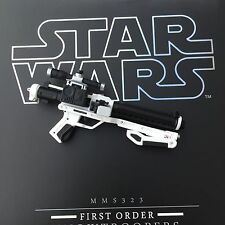 Hot Juguetes Star Wars Stormtrooper de primer orden F-11D rifle bláster corta suelta 1/6
