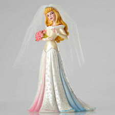 Disney Showcase Couture de Force Sleeping Beauty AURORA Wedding Bride Figurine