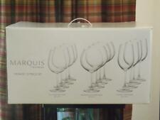 NIB Waterford Marquis 12 Piece WineStemware Set Red White Balloon Never Used